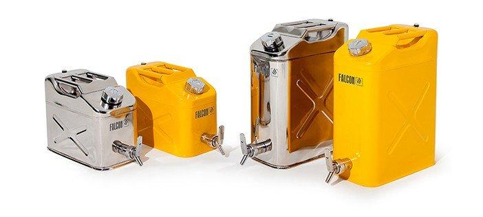 FALCON safety jerrycan with filling tap